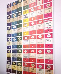 Penguin Classics post cards