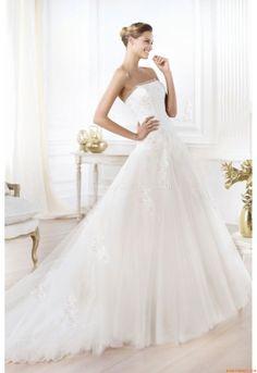 Vestidos de noiva Pronovias Leonie 2014