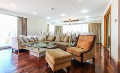 Sophisticated Condo For Rent At Grand 39 Tower  Get information of this building & available apartments or condos for rent, go to:   http://bangkokcondofinder.com/condo-buildings-a-to-z/   This sophisticated condo for rent at Grand 39 Tower is in a leading Sukhumvit high rise.  This 267-square meter freehold condo has three bedrooms and four bathrooms with a spacious balcony.  Full length windows, hardwood floors, and superior fixtures and furnishings rule throughout t