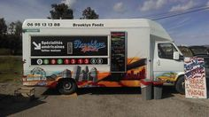 Tour de France des meilleurs camions restaurants, Broockyn Foodz