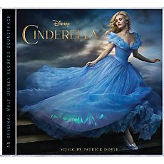 Cinderella Soundtrack CD - Live Action Film