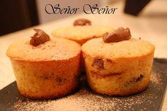 Muffins de Nutella