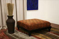 coffee table ottoman