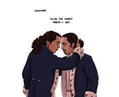 Hamilton and Laurens