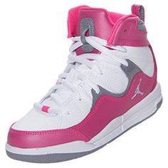 sale retailer 63e04 e5901 girl jordan shoes   Girls  Preschool Jordan Flight TR 97 Basketball Shoes    FinishLine.
