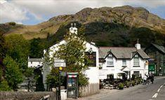 The Black Bull Inn Coniston, Lake District UK