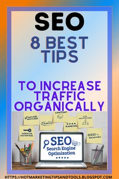 8 awesome SEO methods to help get traffic to your website. This summary of great SEO methods will help your understanding of SEO and how to improve your ranking and how to get found in online searches. #SEO #SEOmethods #SEOtips #8bestSEOtips #8SEOmethods #SEOtipstoimproveyourranking #SEOmethodstogetfoundingooglesearches #SEOandgoogle #SEOandtraffic Business Marketing, Online Business, Seo For Beginners, Seo Strategy, All Family, Blogger Tips, Seo Tips, Search Engine Optimization, Summary