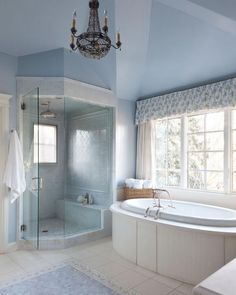 HGTV.com shows off 40 of our favorite bathrooms from top designers.