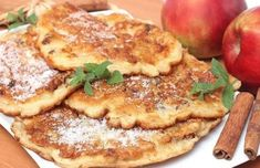 My Fitness Hut: Build Muscle Burn Fat Boost Metabolism Lose Weight: Fat Burning Apple Oatmeal Pancakes Healthy Breakfast Recipes, Healthy Eating, Healthy Recipes, Healthy Food, Healthy Breakfasts, Yummy Recipes, Apple Oatmeal, Oatmeal Pancakes, Lose Weight Quick