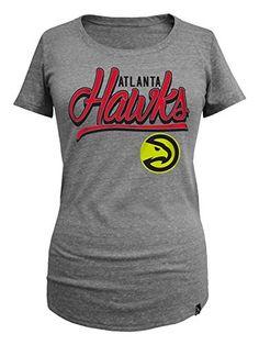 timeless design 6b57f d11c0 NBA Atlanta Hawks Women s Triblend Jersey Short Sleeve Sc... Philadelphia,  Fan Gear