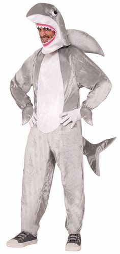 1000 ideas about shark week costume on pinterest group for Fish costume men