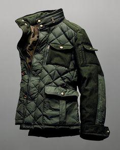BG 111th Anniversary Rodriguez Field Jacket