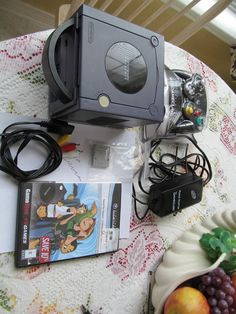 nintendo game cube system