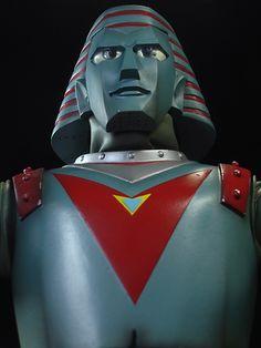 Robot Gigante A Mi