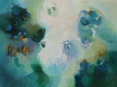 UNTITLED II,47x59 in ,Oil on Canvas #art