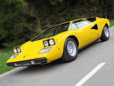Lamborghini Countach LP400 1975