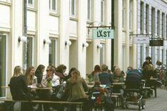 Créations de l'artiste Eiko Ojala pour le café Lyst à Copenhague
