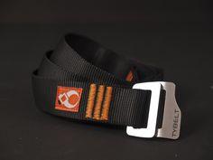Tybelt Premium ( black and orange )