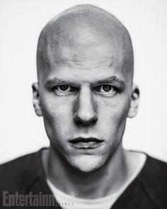 La première photo officielle de Jesse Eisenberg (Lex Luthor) pour Batman V Superman - Dawn of Justice | COMICSBLOG.fr