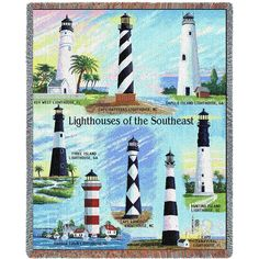 """53"""" width x 70"""" length Jacquard woven cotton art tapestry. Not a print. Fringed. Made in the USA. If not in stock, please allow up to 4 weeks for production in addition to the shipping time. Thank you"""
