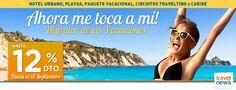 Ofertas de viajes en www.viajesviaverde.es: Campaña: Ahora me Toca a mi disfrutar de las vacac...