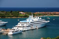 World's Top 10 Most Expensive Luxury Yachts. 10. Lady Moura –  $210 million