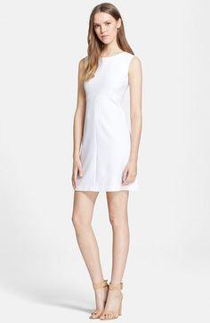 Diane von Furstenberg 'Carrie' Sheath Dress available at #Nordstrom