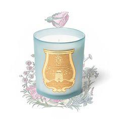 Joséphine - Jardin Floral #candle #flower #ciretrudon