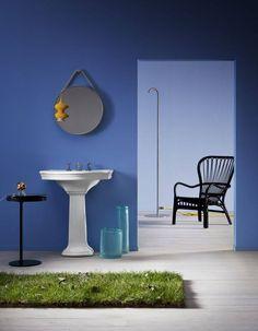 kolor w łazience