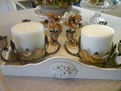 Prachtige antieke zilveren kaarsenhouders. https://www.facebook.com/pages/Brocante-Blanche-Katoo/1492219874389629