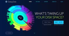 Free up gigabytes of disk space in minutes using the visual interactive map that reveals the biggest space hogs on your disk.