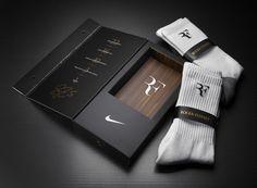 Nike Packing Concept by Matt Davis, via Behance