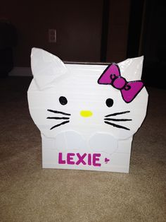 Hello Kitty Valentine's Box