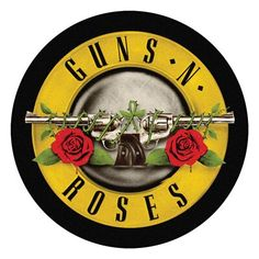 Officially licensed Guns N Roses accent rugs Area Rugs Home Guns N Roses, Malva, Aesthetic Stickers, Accent Rugs, Black N Yellow, Rugs On Carpet, Rug Size, Area Rugs, Clock