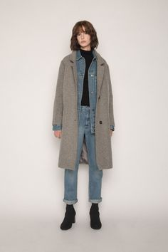 Coat G031 | OAK + FORT