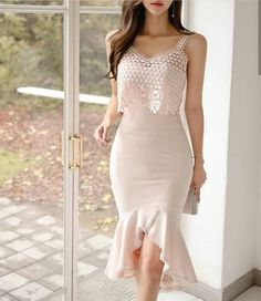Simple Dresses, Pretty Dresses, Beautiful Dresses, Short Dresses, Casual Dresses, Formal Dresses, Cute Skirt Outfits, Classy Outfits, Dress Outfits