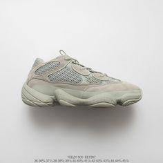 Adidas Yeezy 500 Salt fog cold green EE7287 Mens Womens Winter Running Shoes ee7287