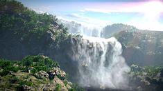 Blender - Creating Breathtaking Waterfalls Tutorial