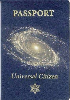 """I AM A UNIVERSAL CITIZEN ☩ """"I am AWAKE! I see my divinity, I see yours. I see my…"""