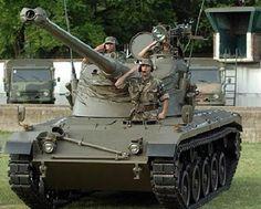 Tanque ligero Patagón del Ejército Argentino / Argentine Army Patagon light tank.