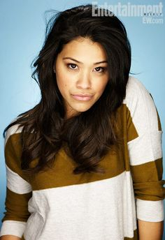 Gina Rodriguez portrait from FILLY BROWN EW.com Sundance Film Festival 2012