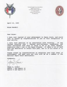 How To Request Congratulatory Letters For Eagle Scouts  Scouts
