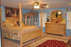 Disney Beauty and the Beast Bedroom