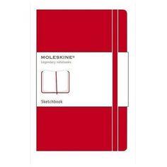 Moleskine-Sketchbook-Large-Red-Moleskine-COR
