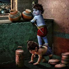 48213800 Pin by neeraja jevaji on Krishna (With images) Krishna Lila, Little Krishna, Krishna Hindu, Cute Krishna, Radha Krishna Images, Lord Krishna Images, Radha Krishna Photo, Krishna Pictures, Krishna Radha