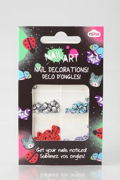 NPW Nail Art Decorations #urbanoutfitters