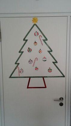 Weihnachtsbaum Washi Tape
