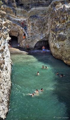 Papafragas Beach, Milos island (Cyclades), Greece