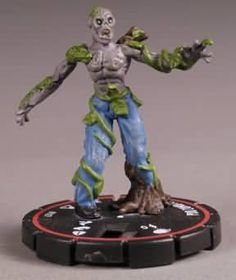 Pod Zombie #027 The Lab HorrorClix - HorrorClix: The Lab Singles - Horrorclix - Miniatures