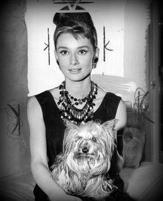 Audrey Hepburn & Famous